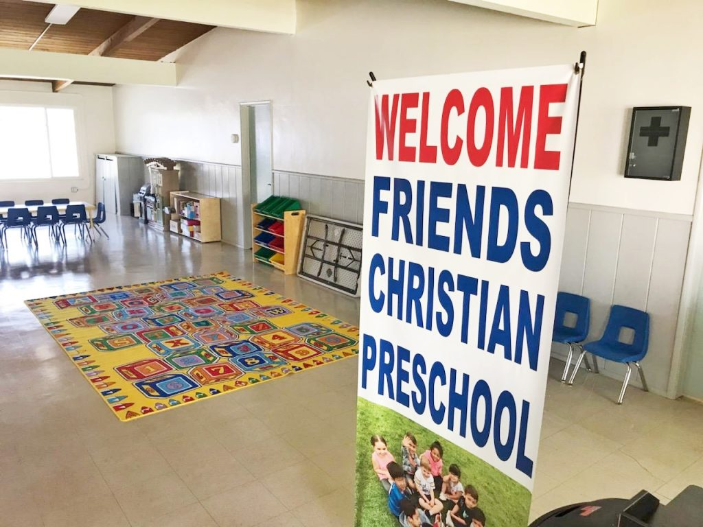 Friends Christian School Announces New Preschool Campus In Garden Grove