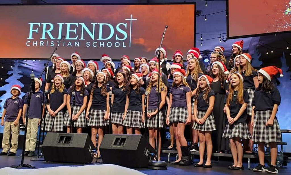 Special Christmas Programs at Friends Christian School